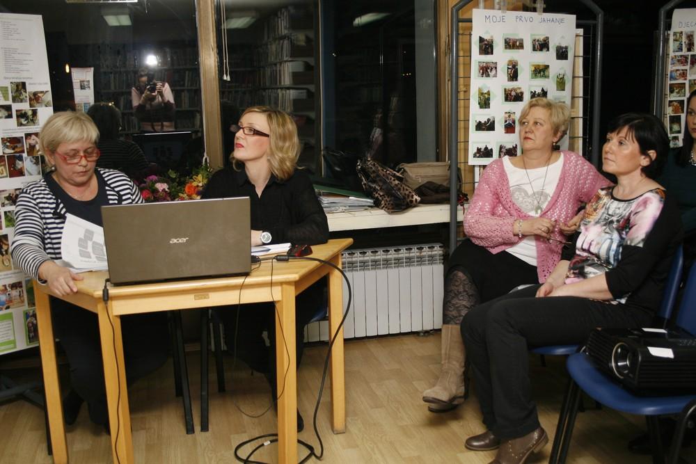 Prva javna prezentacija projekata skupina Lavići i Jagodice