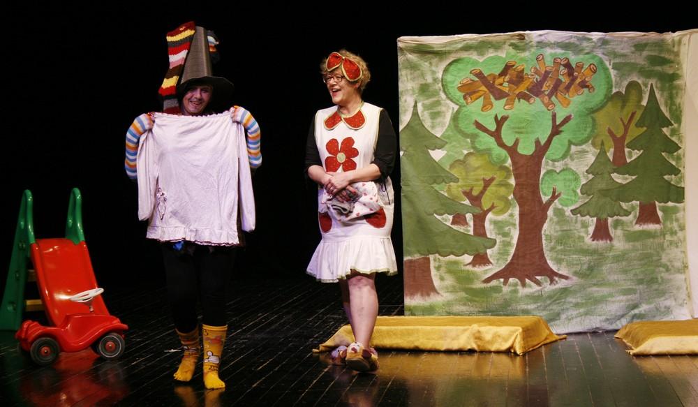 Čarapojedac na Smotri kazališnih amatera