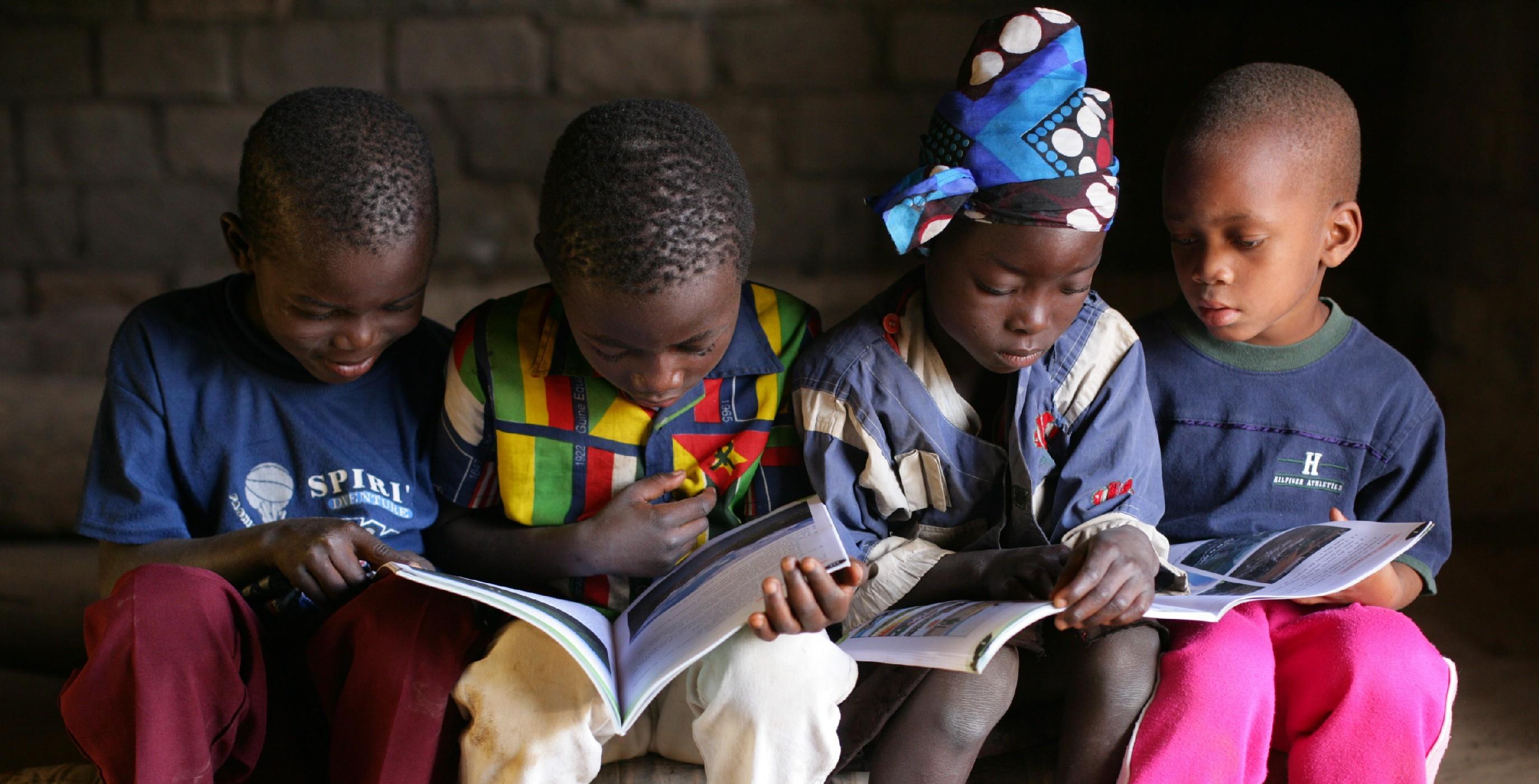 UNICEF i Afrika u DV Sisak Novi