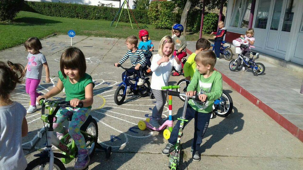 Tjedan mobilnosti obilježen i u vrtiću Tratinčica