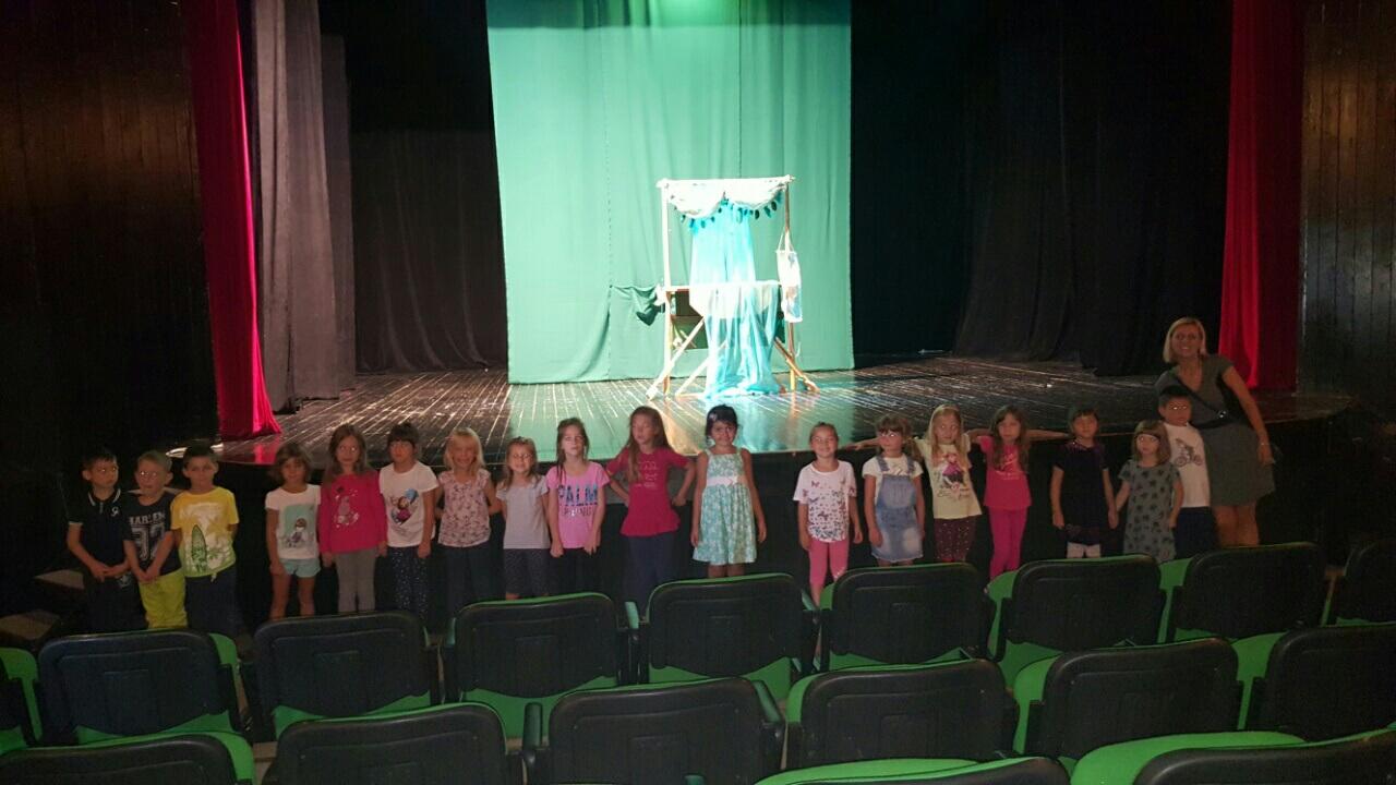 Tintilinići i Lavići u kazalištu