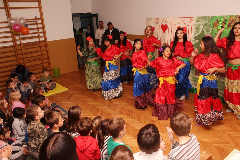 Svjetski dan Roma proslavljen i u Dječjem vrtiću Sisak Novi