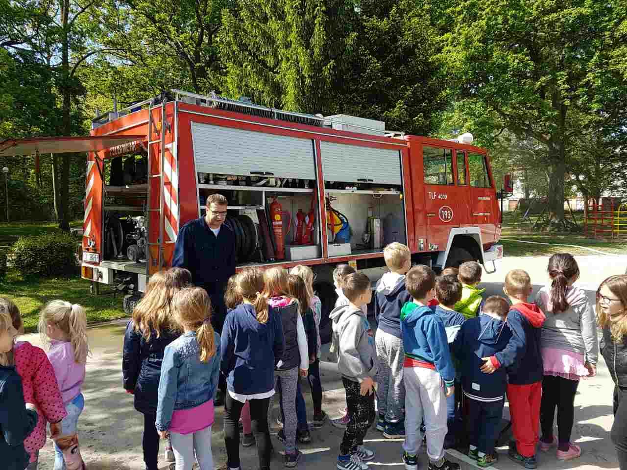 Obilježavanje međunarodnog dana vatrogasaca