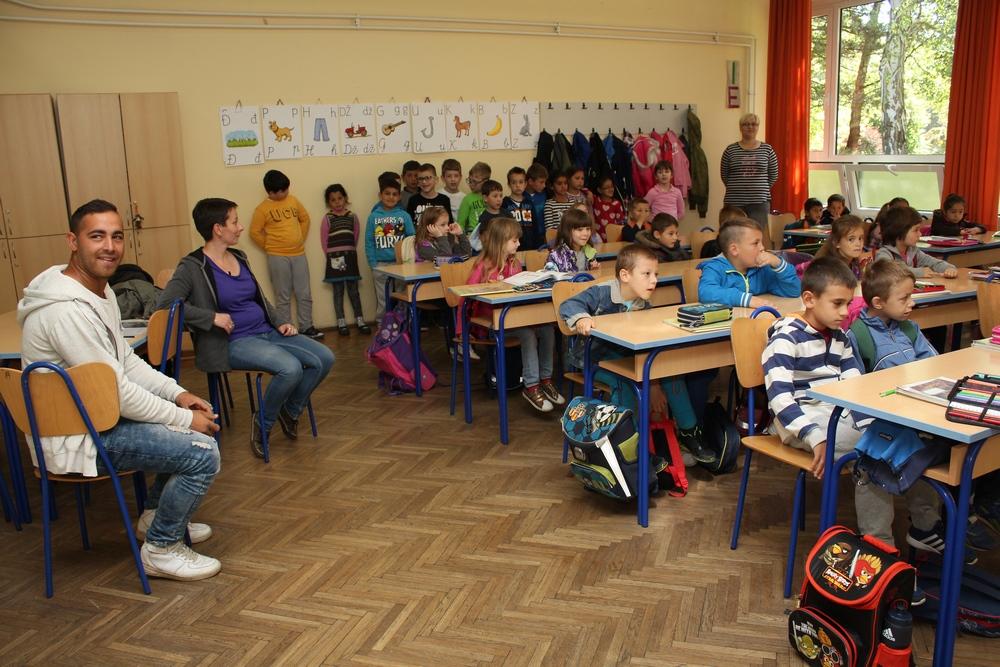 Prvi susret sa školom