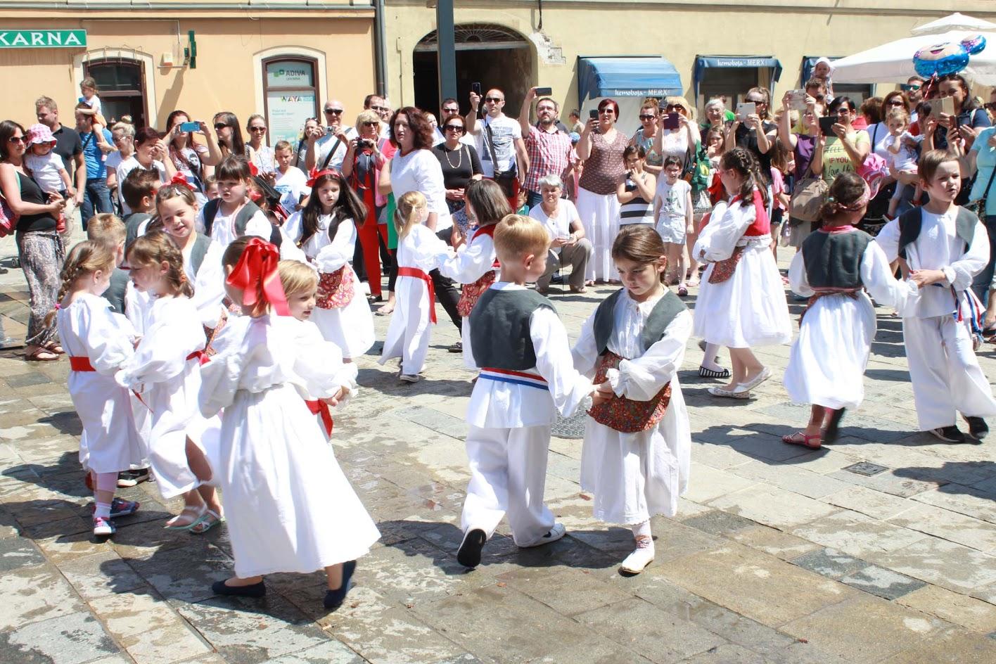 Dječja proslava Dana grada
