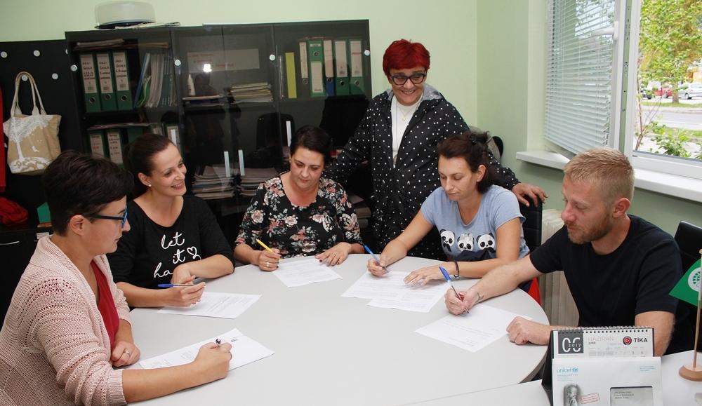 Zaposleno pet odgajatelja za rad s djecom s teškoćama u DV Sisak Novi