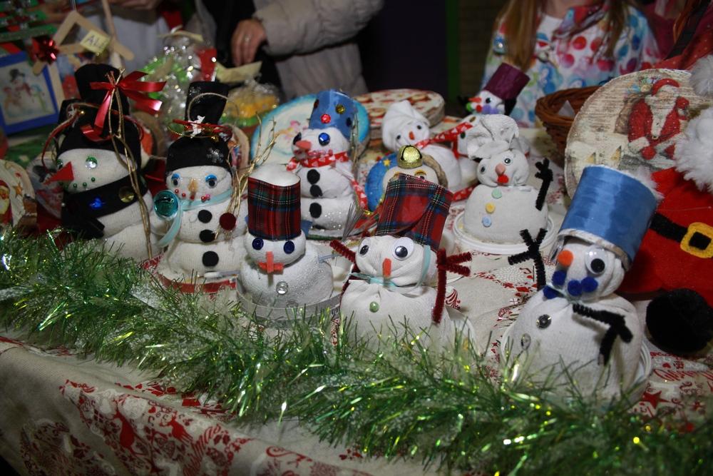 Održan tradicionalni Božićni sajam