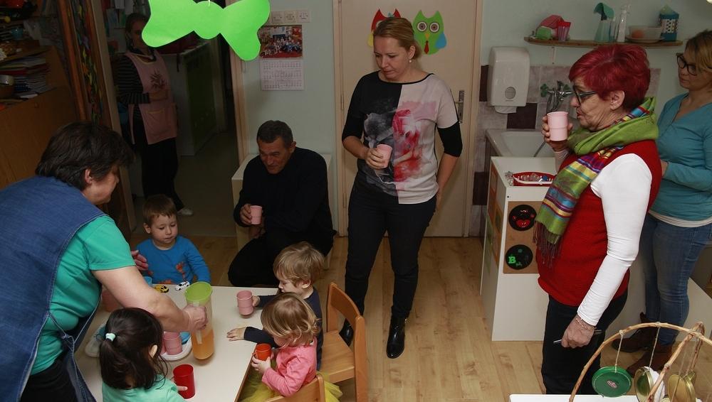 Gradonačelnica posjetila djecu objekta Tratinčica u novouređenim prostorijama
