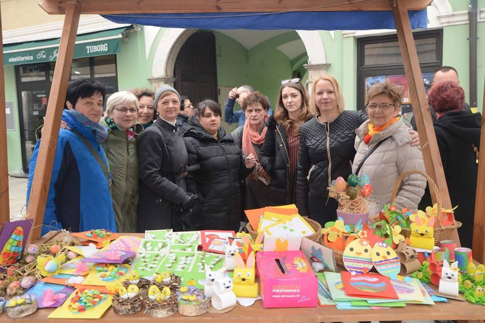 Odgojiteljice i ravnateljica sudjelovale u akciji Dan narcisa