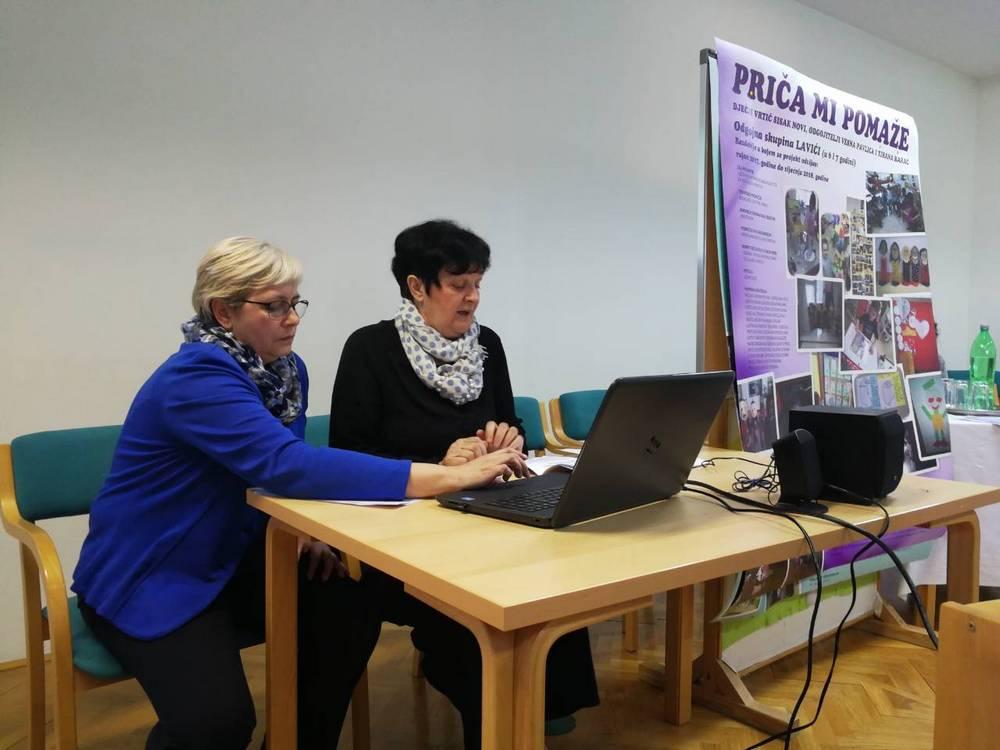 """Projekt """"Priča mi pomaže"""" pobjednik Regionalne smotre projekata iz građanskog odgoja"""