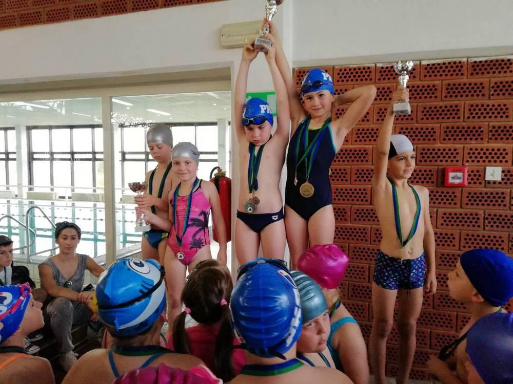 Natjecanje u plivanju