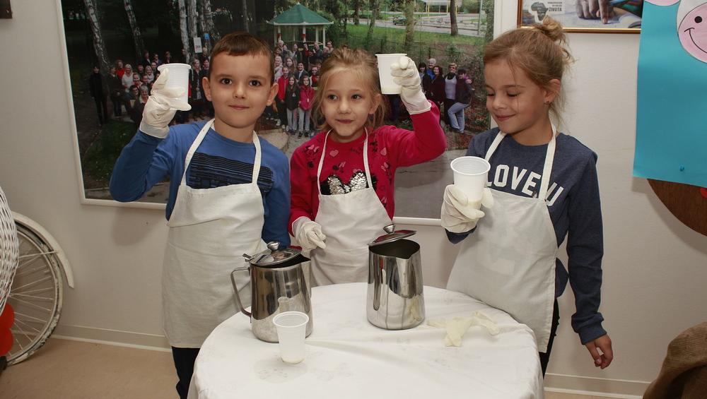 Vukovi obilježili Dan školskog mlijeka