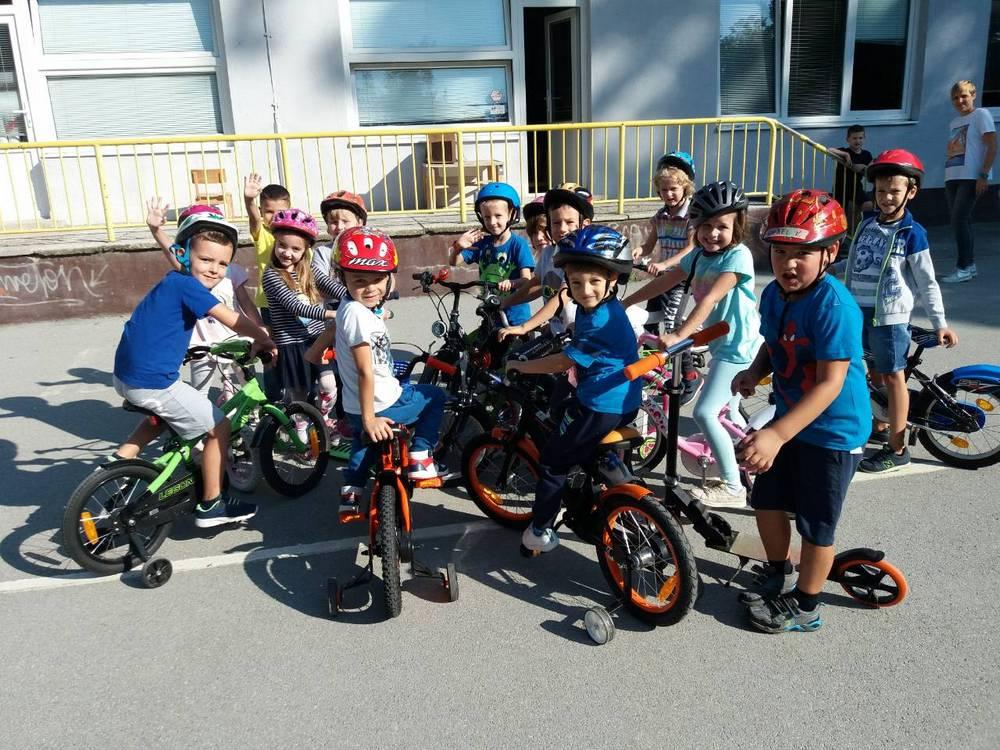 Europski tjedan mobilnosti u DV Sisak Novi