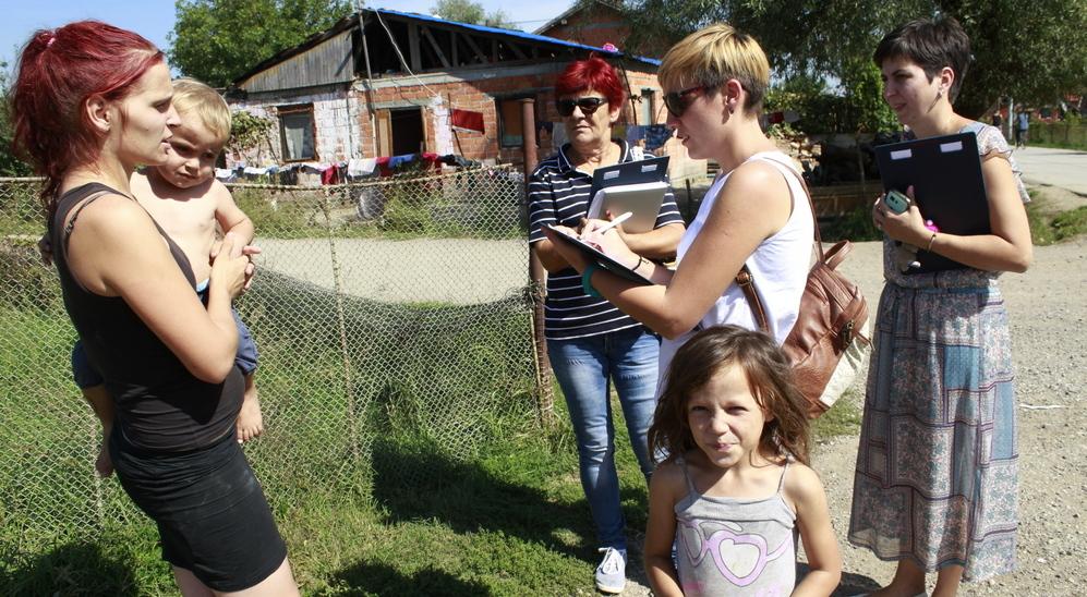 Upisi djece u Capraškim poljanama