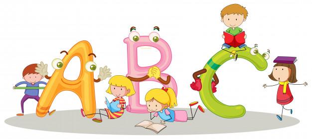 Jezične igre za predškolce i one malo mlađe