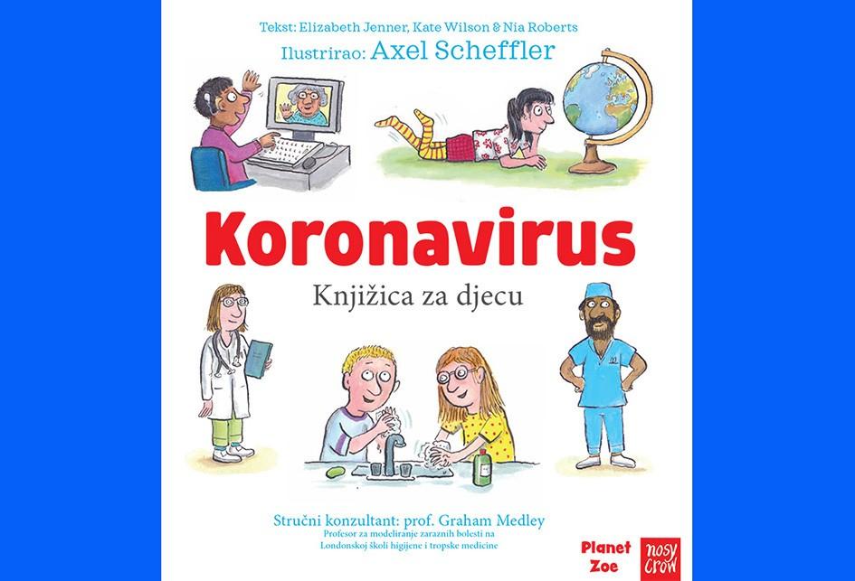 Slikovnice o koronavirusu