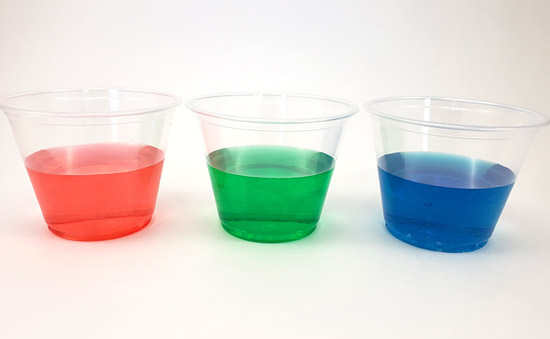 Mali istraživači – eksperimenti vodom