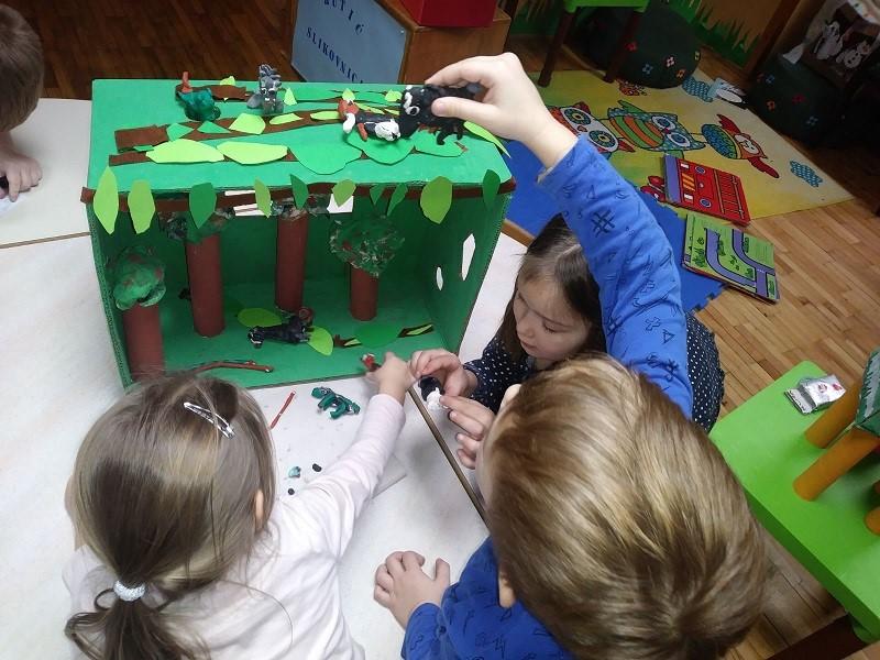 Boravak u prirodi, prilika za učenje – povodom Svjetskog dana šuma 21.03. i Dana planeta Zemlje 22.04.