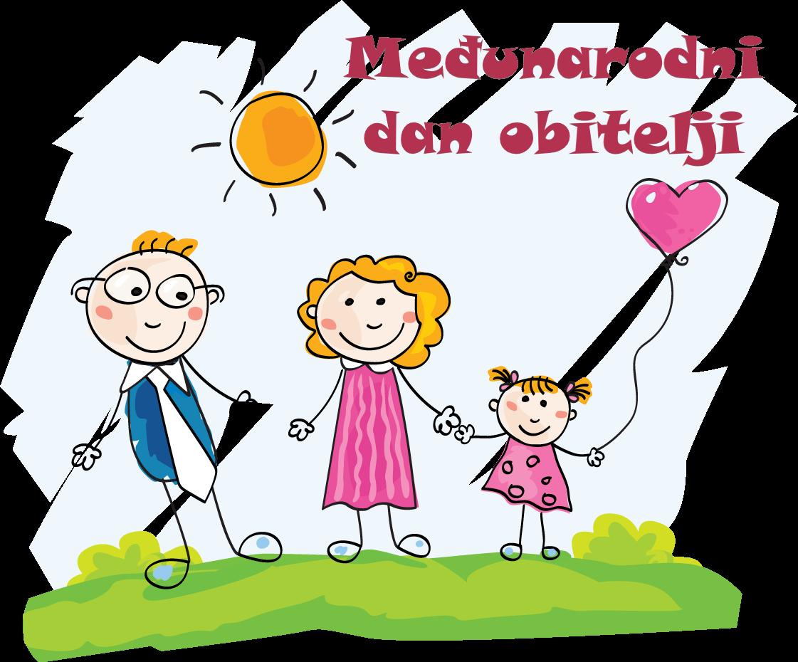 Međunarodni dan obitelji – 15. svibanj