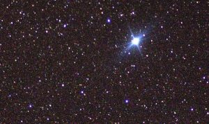 Mala usamljena zvijezda