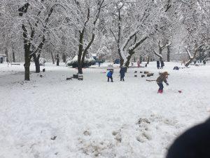 Zimske radosti u vrtiću