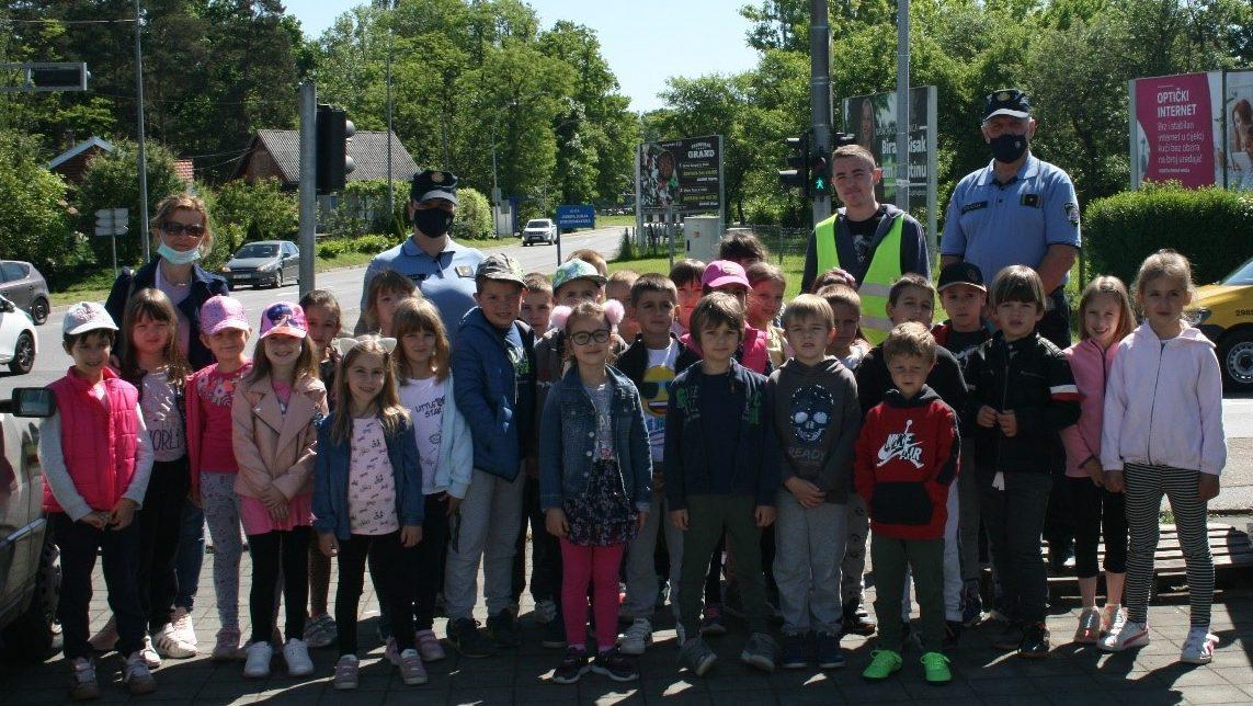 Edukacija o sigurnom kretanju djece u prometu