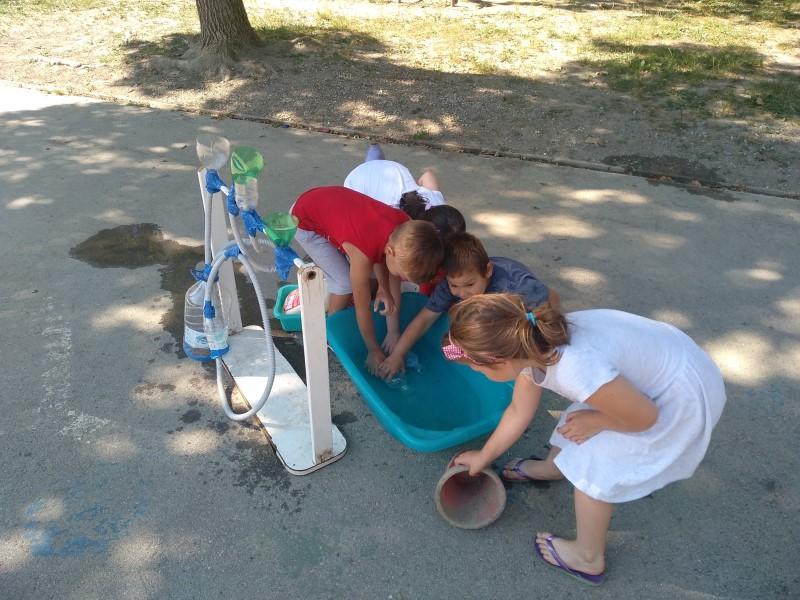 Ljeto u vrtiću – boravak na zraku
