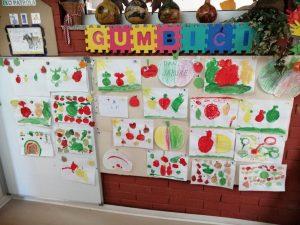 """Svjetski dan jabuka u skupini """"Gumbići"""""""